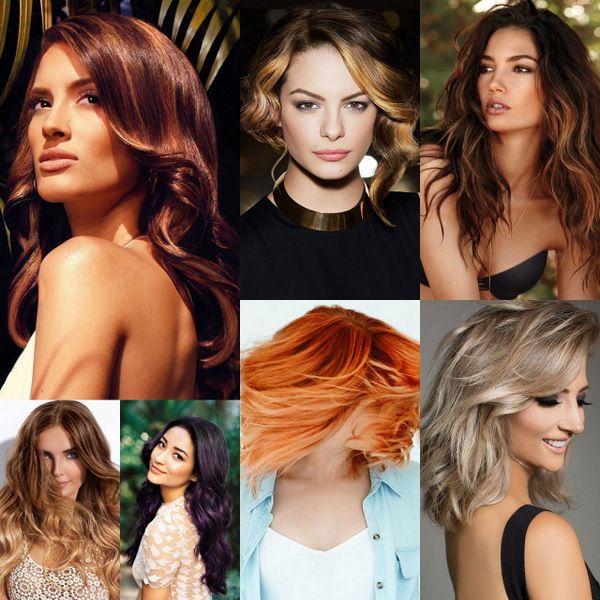 25 великолепных идей для окрашивания волос в стиле балаяж