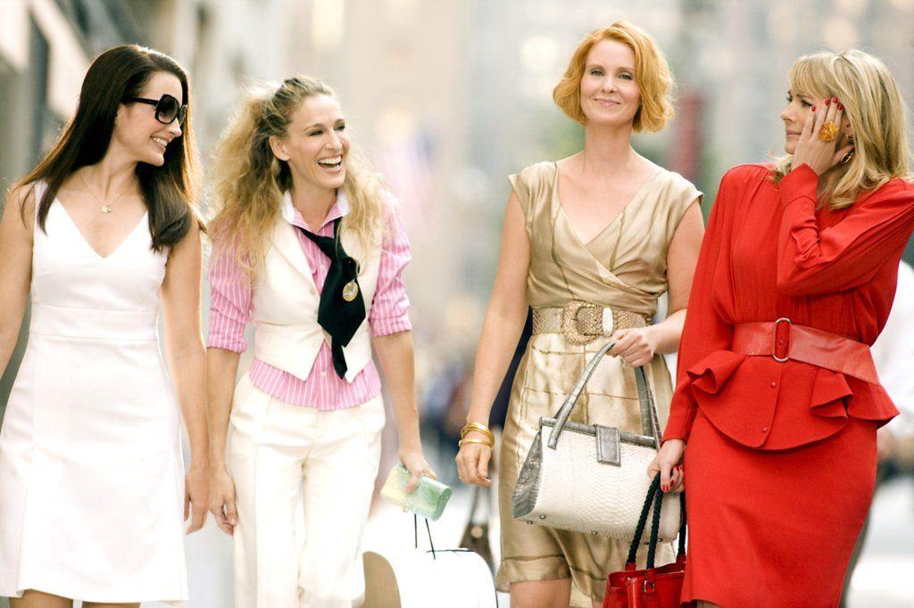 Стиль любимой актрисы из «Секса в большом городе» в твоей повседневной жизни