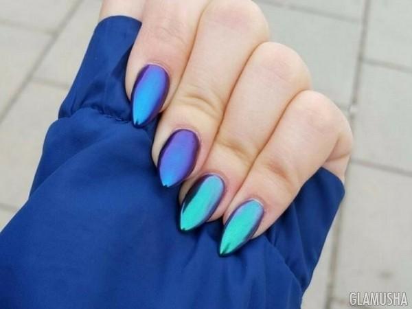 Правильная форма ногтей на руках