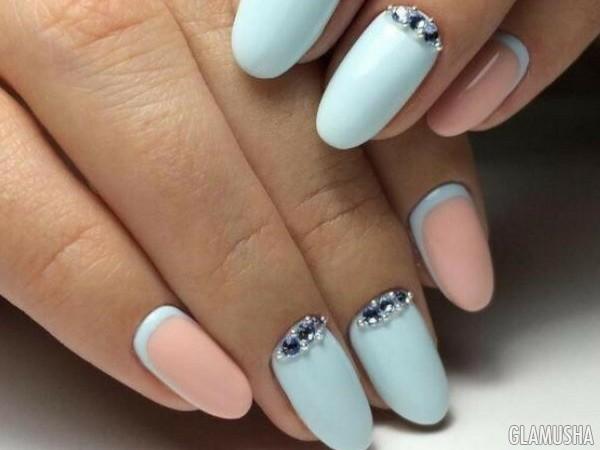 Форма ногтей для коротких пальцев