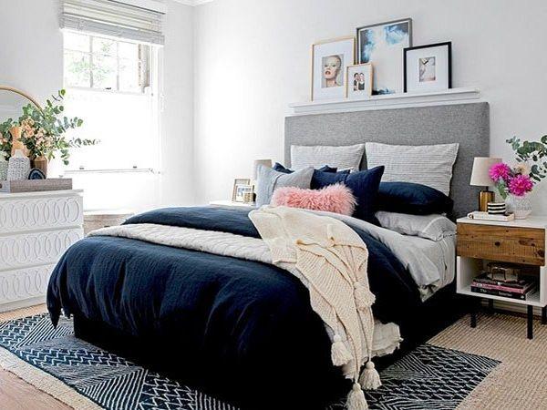 Как обустроить спальню или маленький персональный рай: современные идеи