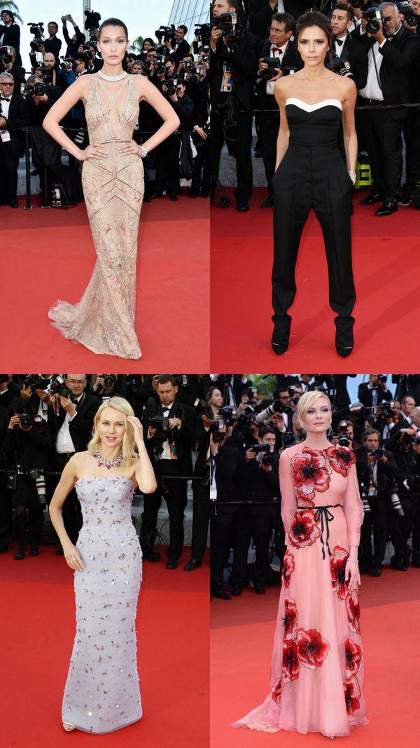 11 нетривиальных нарядов красной дорожки Каннского кинофестиваля