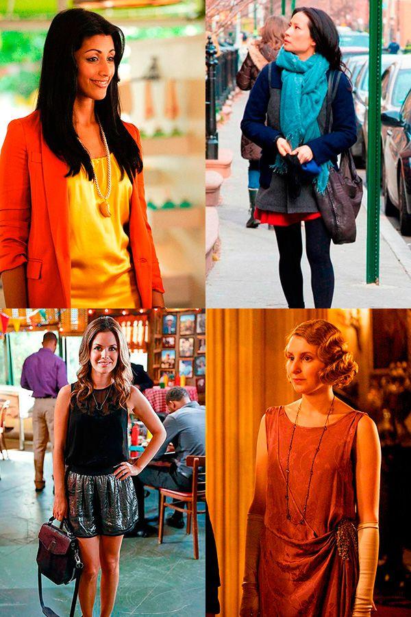 Самые стильные телевизионные персонажи