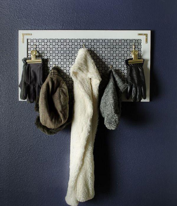 8 интересных идей для хранения вещей в зимние дни