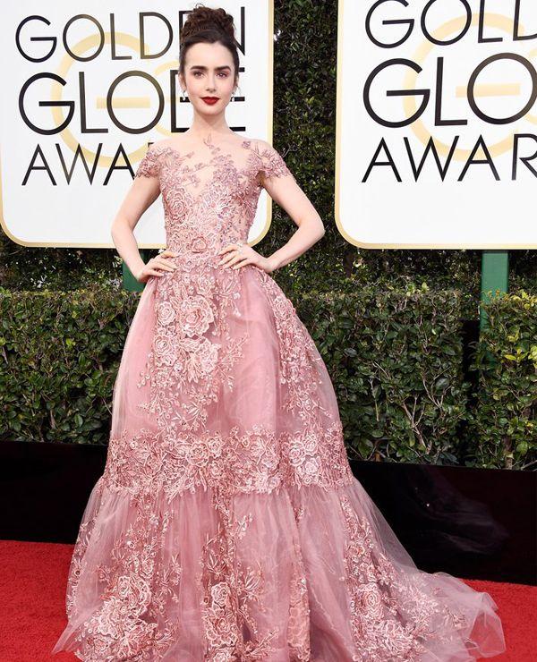 Золотой глобус 2017: яркие платья с красной дорожки