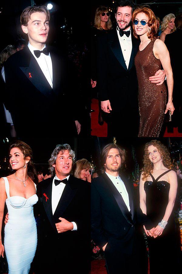 25 фото в духе 90-х с красной ковровой дорожки