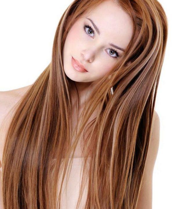 Выжженные волосы