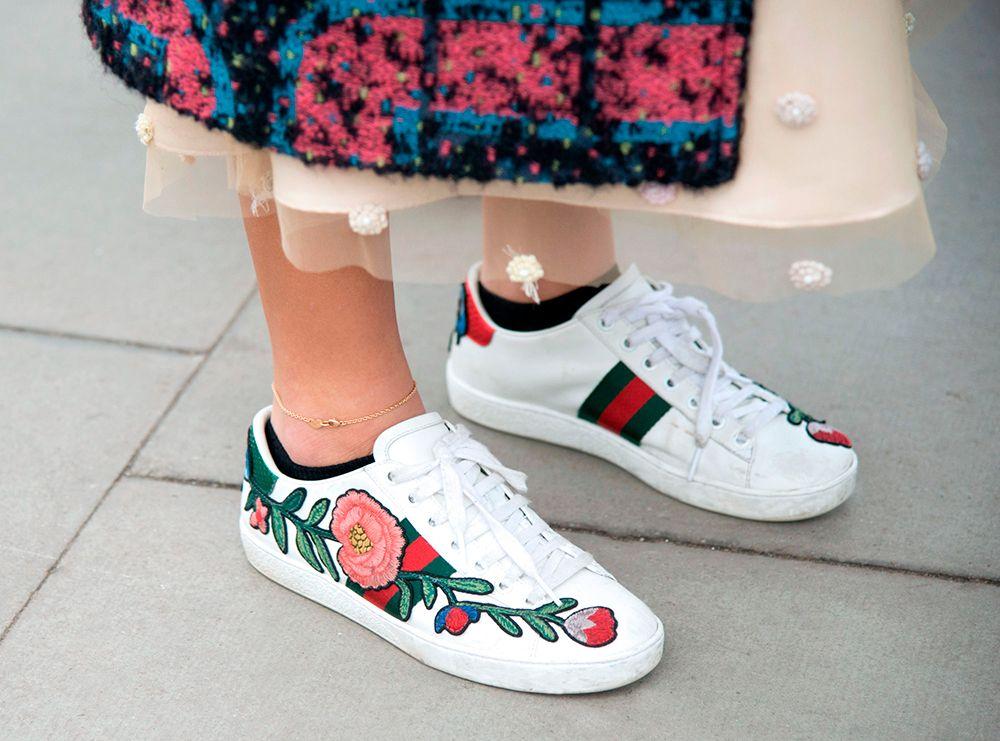 13 причин носить кроссовки
