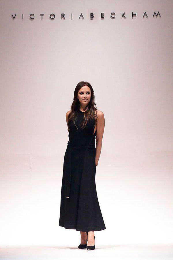 Виктория Бекхэм и H&M: совместная коллекция?