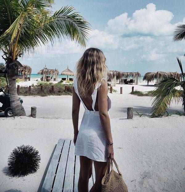 Пляжные локоны: сделать за 7 минут