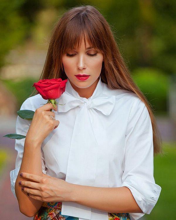 Белые рубашки – неклассический подход