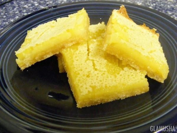 лимонный десерт низкокалорийный рецепт с фото пошагово