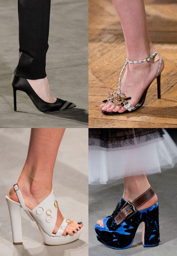 Вся гамма чувств, ой, обуви Парижа