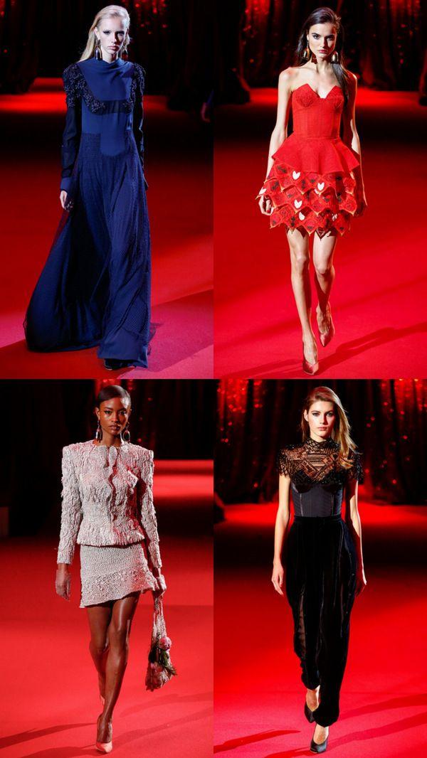 Злой репортаж: На что таланты русские способны – Couture коллекция Ульяны Сергеенко