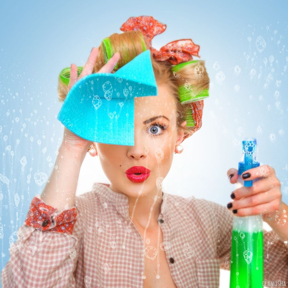 Средство для мытья стекол домашнего производства