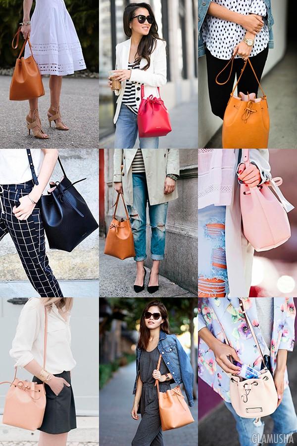С чем можно носить сумки