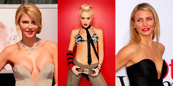 7 знаменитостей с силиконовой грудью, о которых вы не знали
