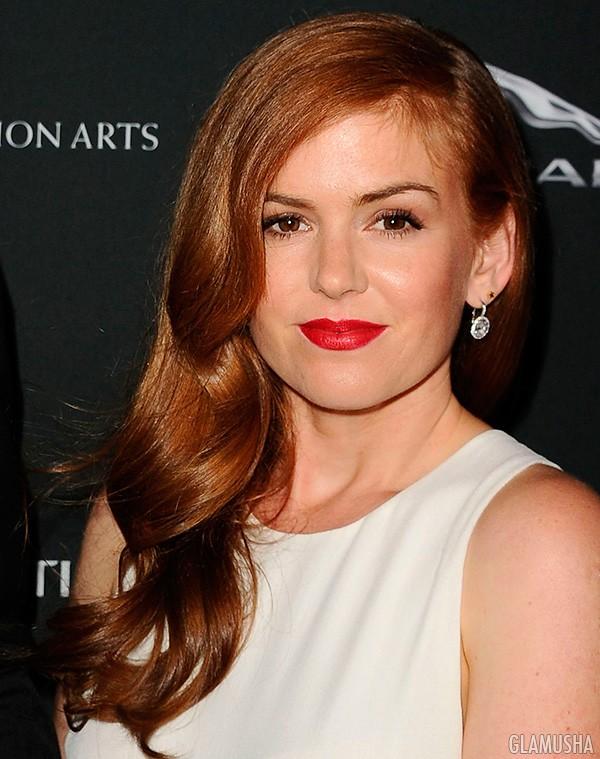 Оттенок рыжего как сделать на волосах