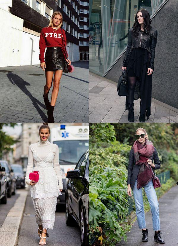 10 тенденций современного  Street Style