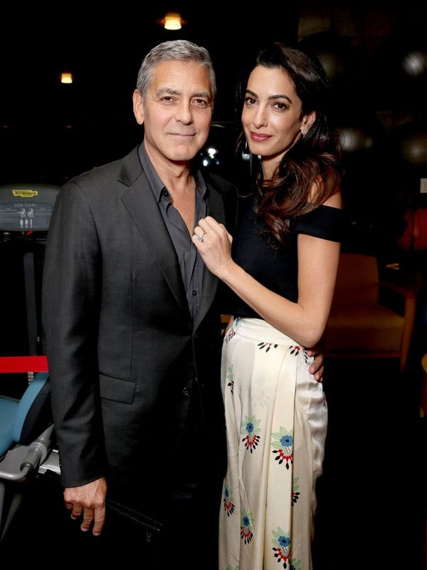 Амаль Клуни: утонченный Бохо стиль