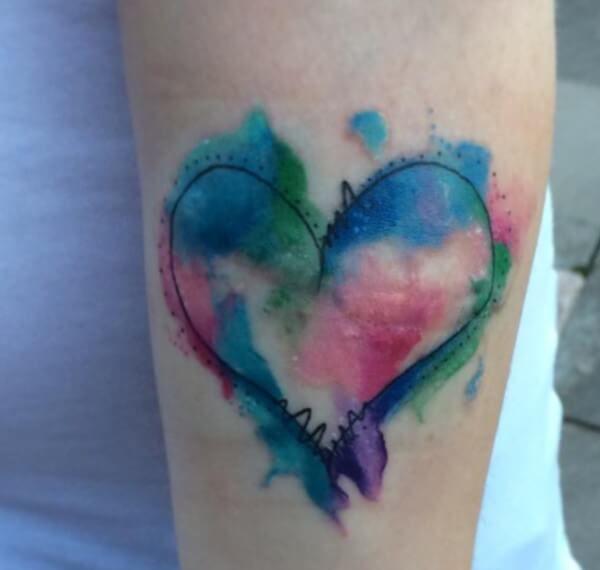 Татуировки, которые превратили шрамы в произведения искусства