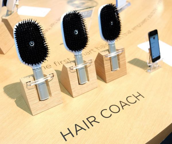 Новинка от L'Oreal: умная щетка для волос