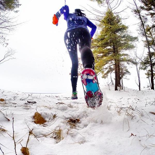 14 мер предосторожности для безопасного бега зимой