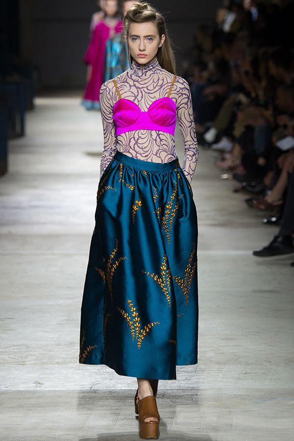 Модные тенденции 2016:  Шиворот навыворот