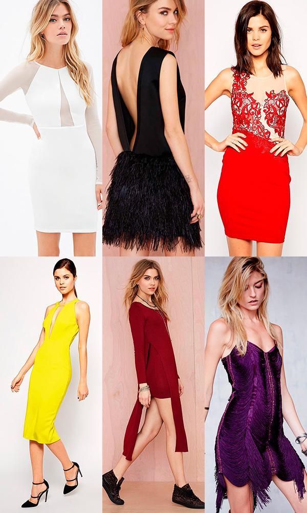 21 сексуальное платье к грядущему Дню Святого Валентина