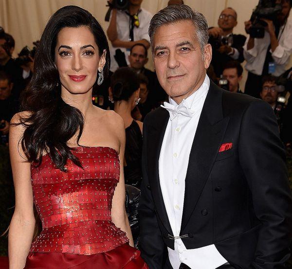 Беременность: Стиль Амаль Клуни