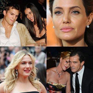 Знаменитости, которые состояли в браке трижды и более