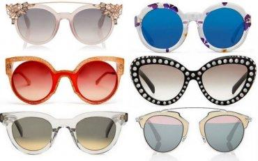 Гид по модным солнцезащитным очкам