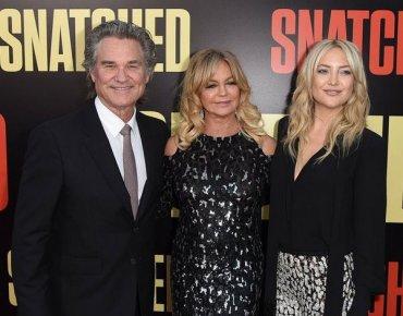 Голди Хоун и Кейт Хадсон: стиль дочки-матери на красной дорожке