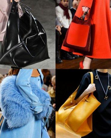 Тренды на осенние сумки: слово дизайнерам