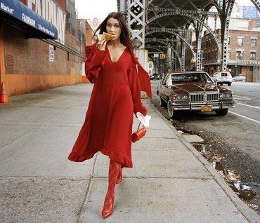 Уроки стиля: Белла Хадид