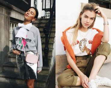Тренд Инстаграм: модная одежда от Mango