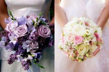 Свадебные букеты: как выбрать + идеи