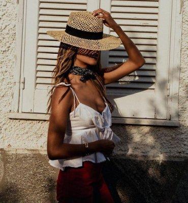 Модные Шляпы Лето 2017