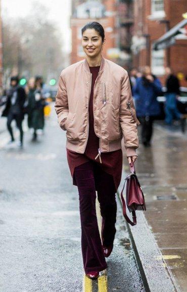7 лучших стритстайл луков: Неделя моды в Лондоне