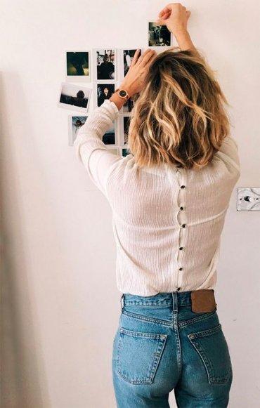 Блузка: с чем носить (фото)