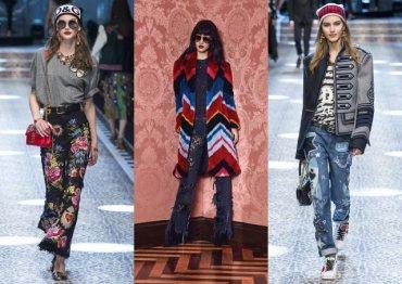 Какие джинсы будут модными осенью и зимой: 7 главных трендов