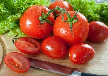Как очистить помидор за 30 секунд