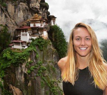 Все страны мира за полтора года: 27-летняя девушка идет на рекорд Гиннесса