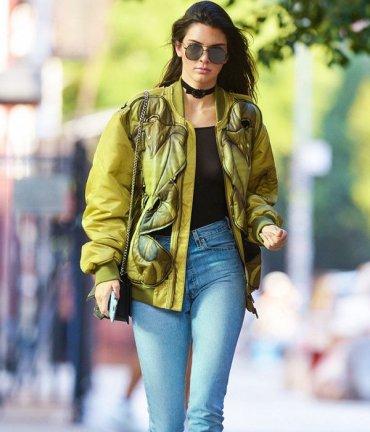 Ботильоны и джинсы скинни: как их носят знаменитости