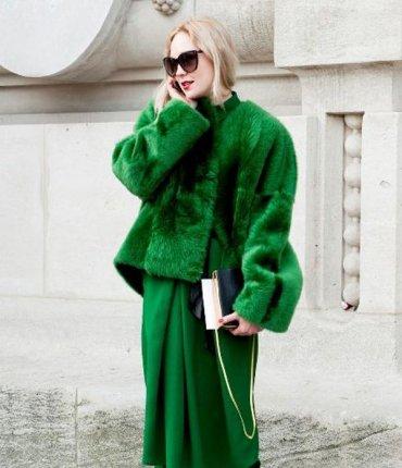 Зеленая листва: главный цвет 2017 года по версии Pantone