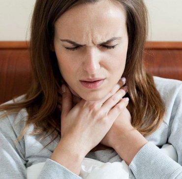 Боль в горле: домашние средства-помощники