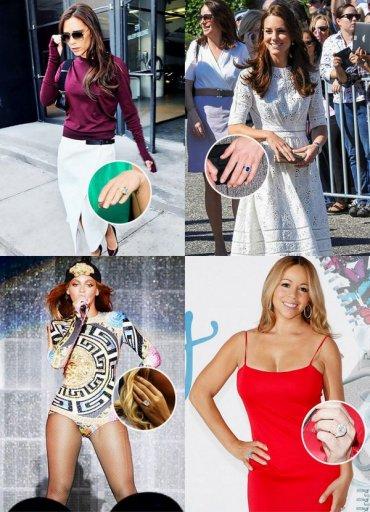 20 Самых невероятных и дорогих обручальных колец знаменитостей